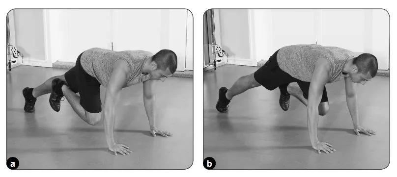 徒手怎么锻炼身体?